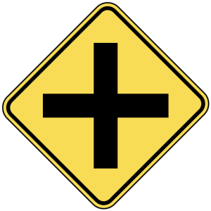 intersection_ahead