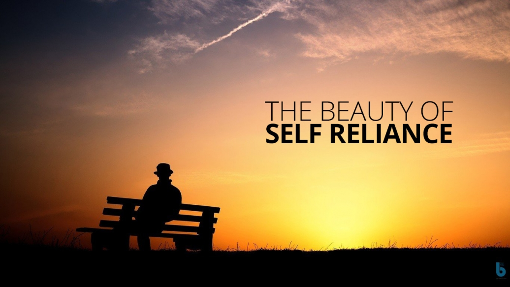 Rely on Yourself